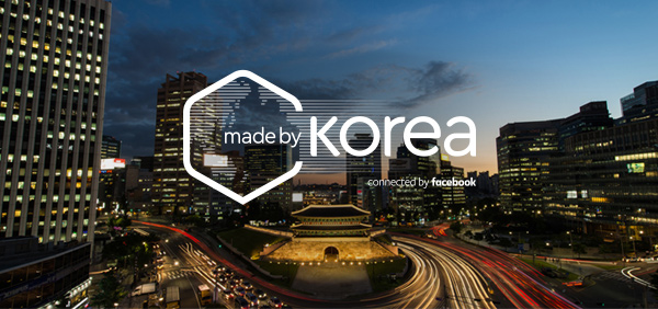 Made by Korea Masthead
